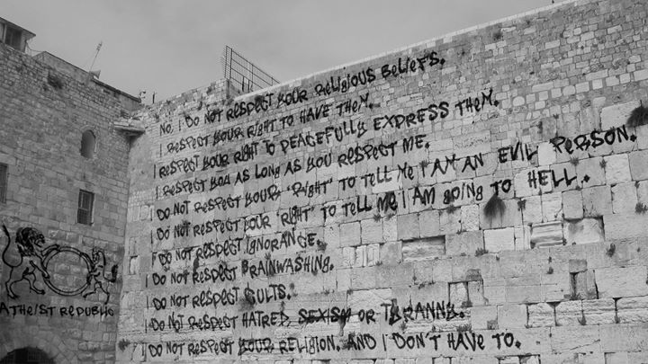 "Graffiti Art: Response to ""Respect"""