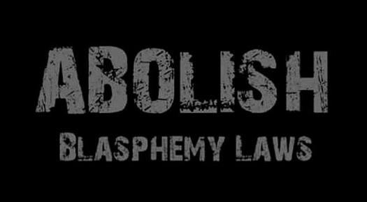 Abolish Blasphemy Law