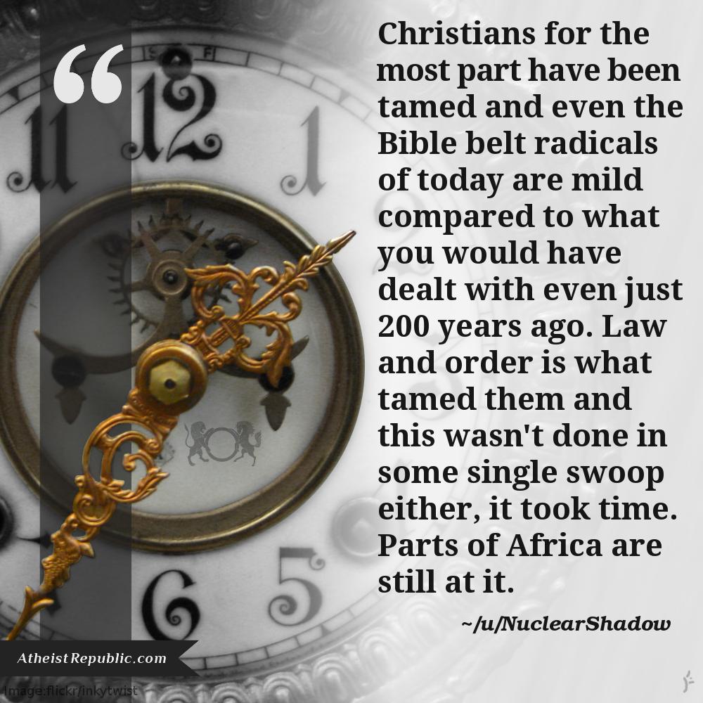 Bible Belt Radicals