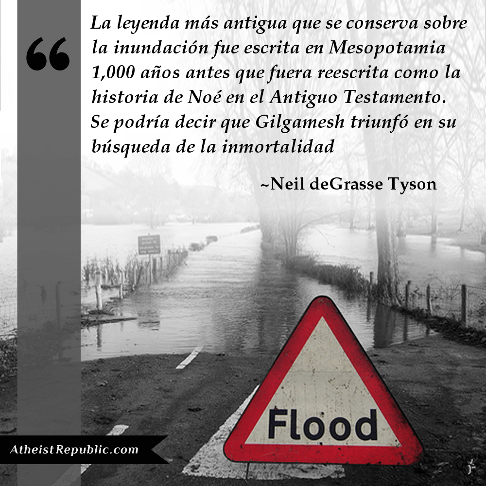 Flood Legend
