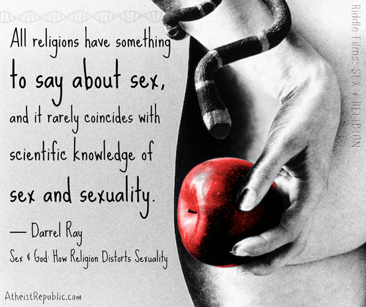 All Religions Have Something About Sex