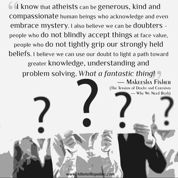 Atheists - Makeesha Fisher
