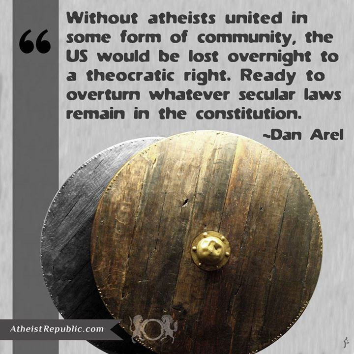 Atheists United - Dan Arel
