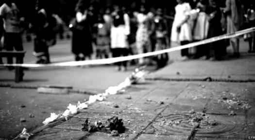 Bangladesh Atheist Blogger Murders
