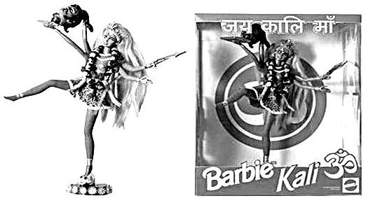 Barbie Goddess Kali