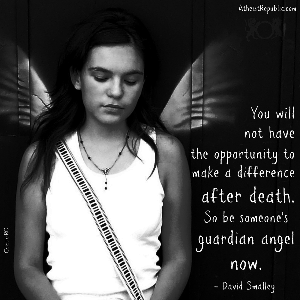Be a Guardian Angel
