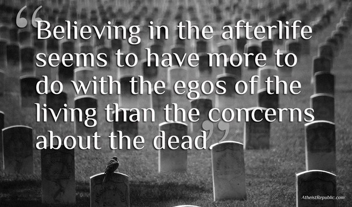 Believing in an Afterlife