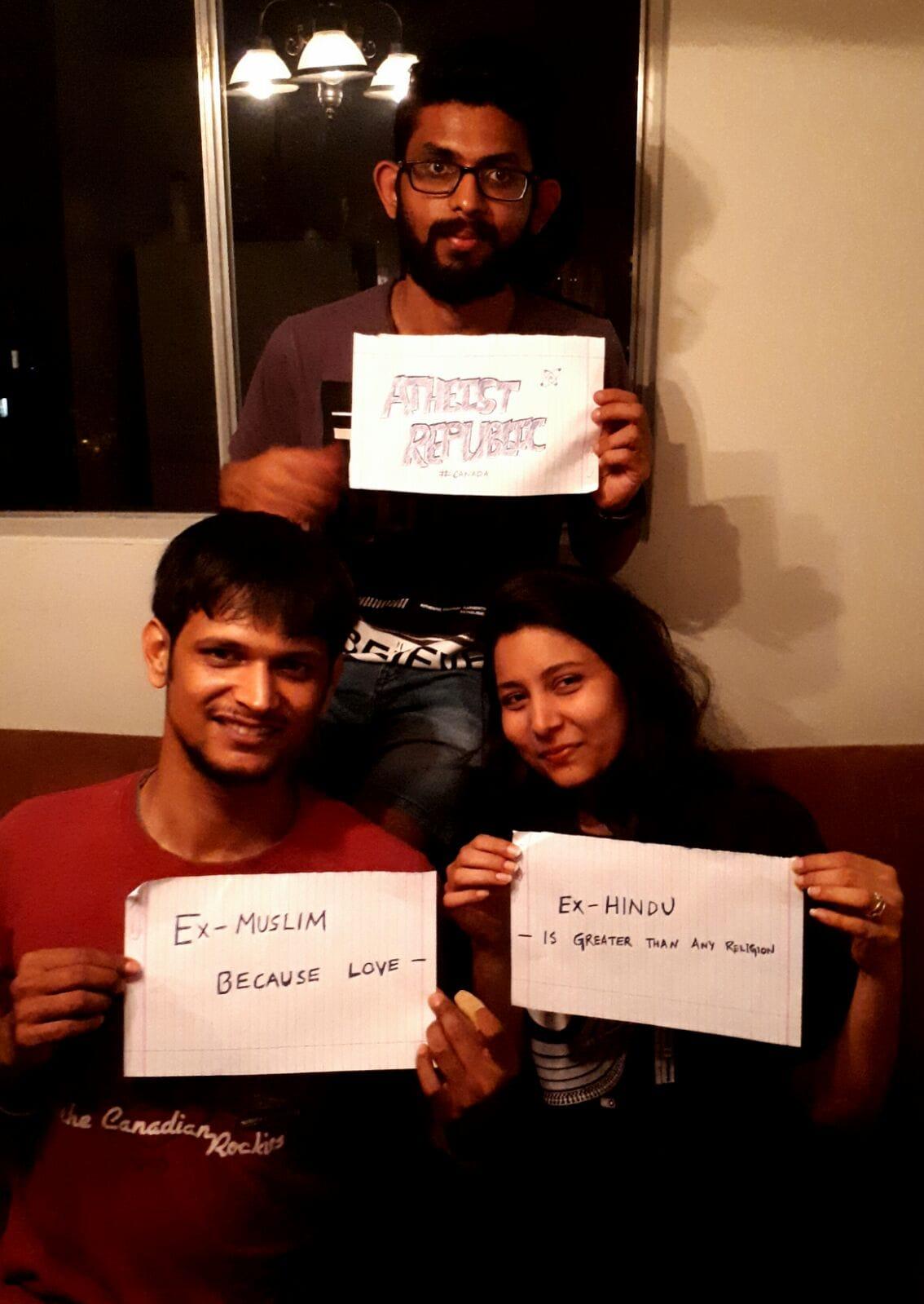 Bhavna,Mohsin and Arjun