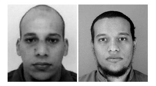 Charlie Hebdo Killers