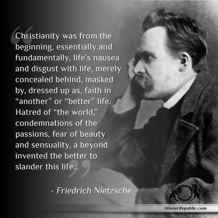an overview of the friedrich nietzsches argument