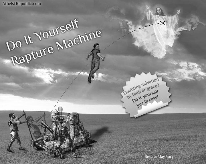 DIY Rapture Machine