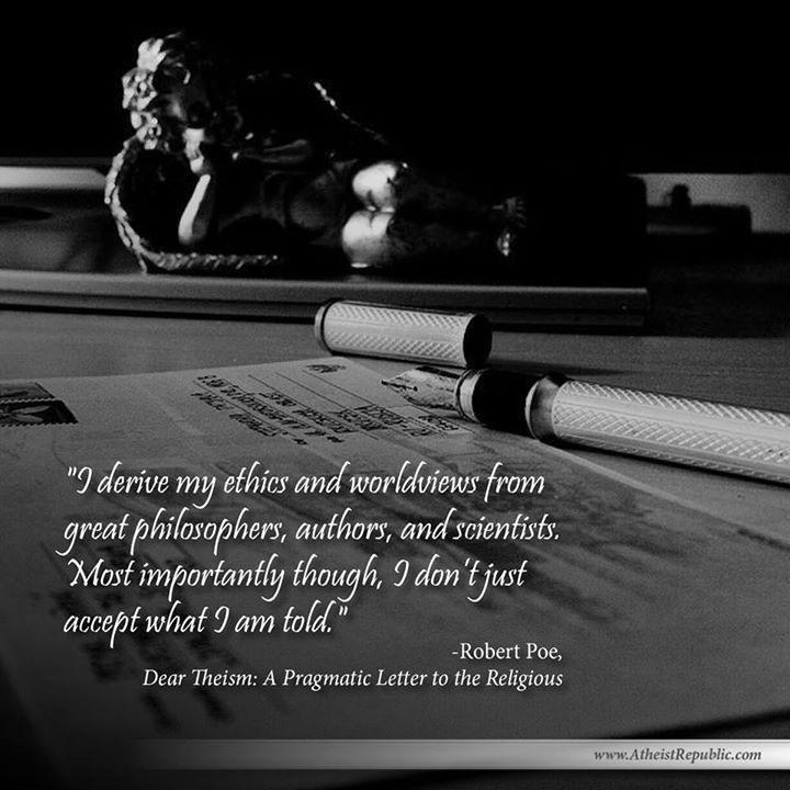 Dear Theism - Robert Poe