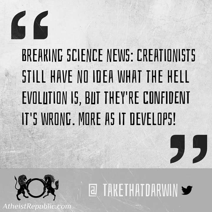 Denying Evolution