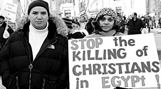 Egyptian Christian Killings