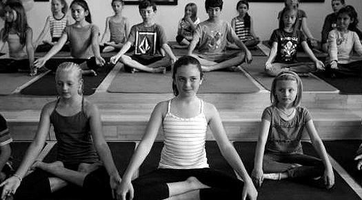 Yoga in Encinitas Schools