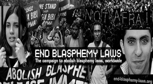 End Blasphemy Laws