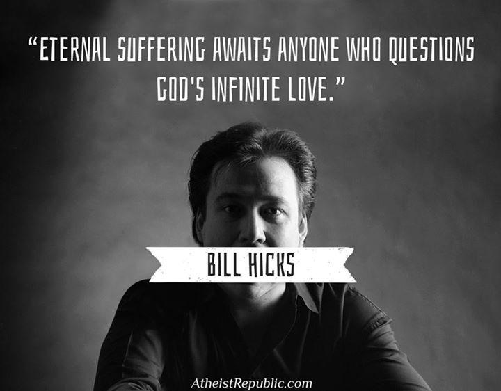 Eternal Suffering - Bill Hicks