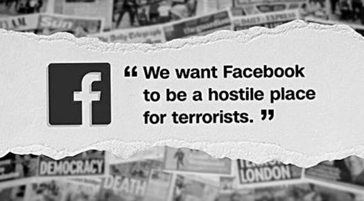 Facebook Counter Terrorists