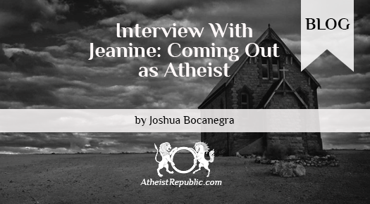interview with an athesist But in an interview to be broadcast tonight, the lib dem leader claims he is not a 'rigid atheist' and although he does not follow a religion he has not ruled out the existence of god.