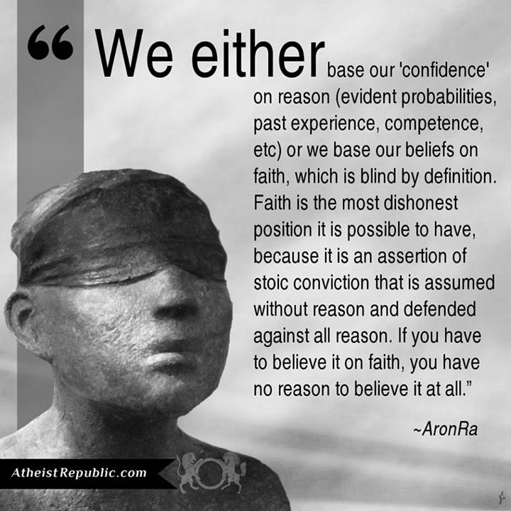 How Do You Define Faith