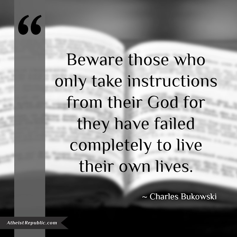Instructions - Charles Bukowski