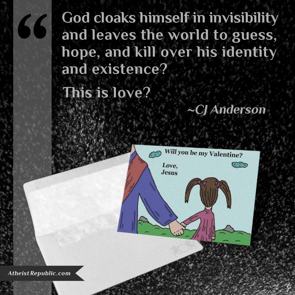 Invisible God - CJ Anderson