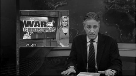 Jon Stewart Ridicules Fox