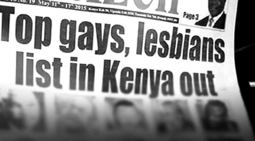 Kenya Gay Sex