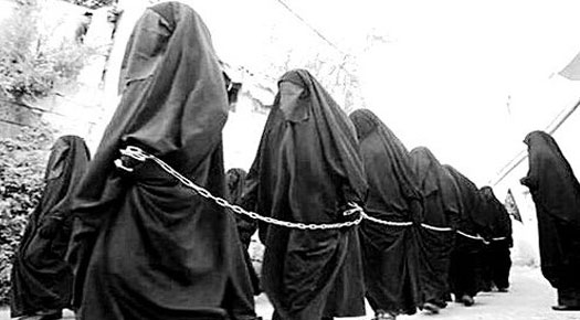 Koran Sex Slavery