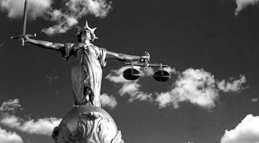 Lady Justice London