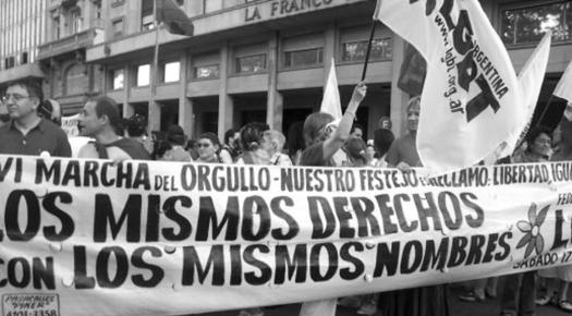 Latin America Same Sex Marriage