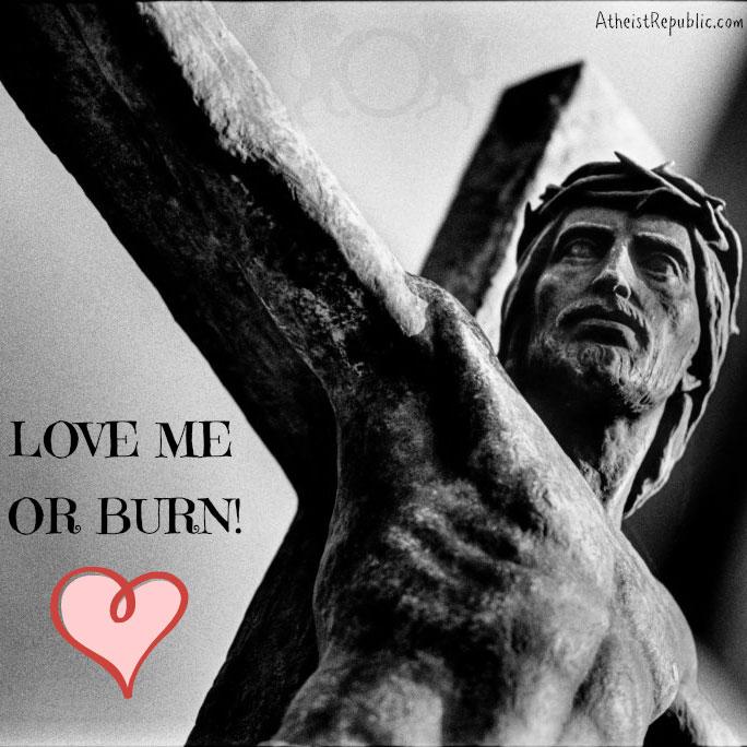 Love Me or Burn
