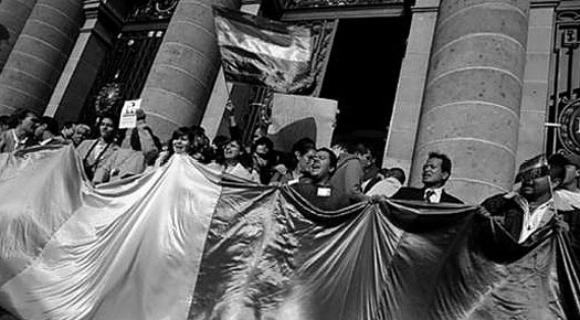 Mexico Legalizes Same Sex Marriage