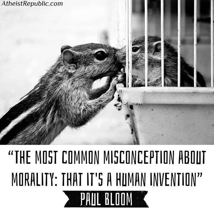 Misconception about Morality