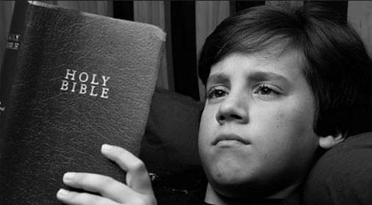 Missouri School Kid Bible