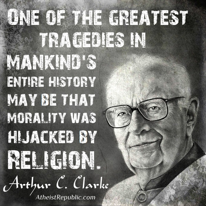 Morality Hijacked by Religion
