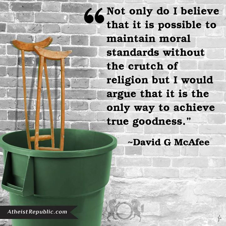 Morals Without Religion