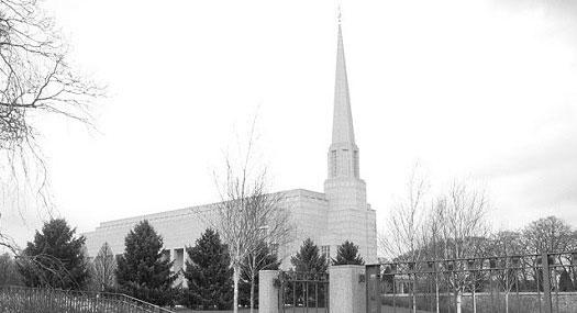 England Mormon Temple Tax