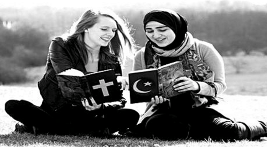 Muslim and Christian