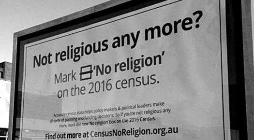 No Religion Australia