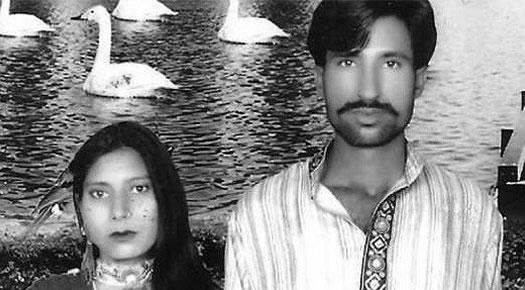 Pakistan Christian Couple Killed