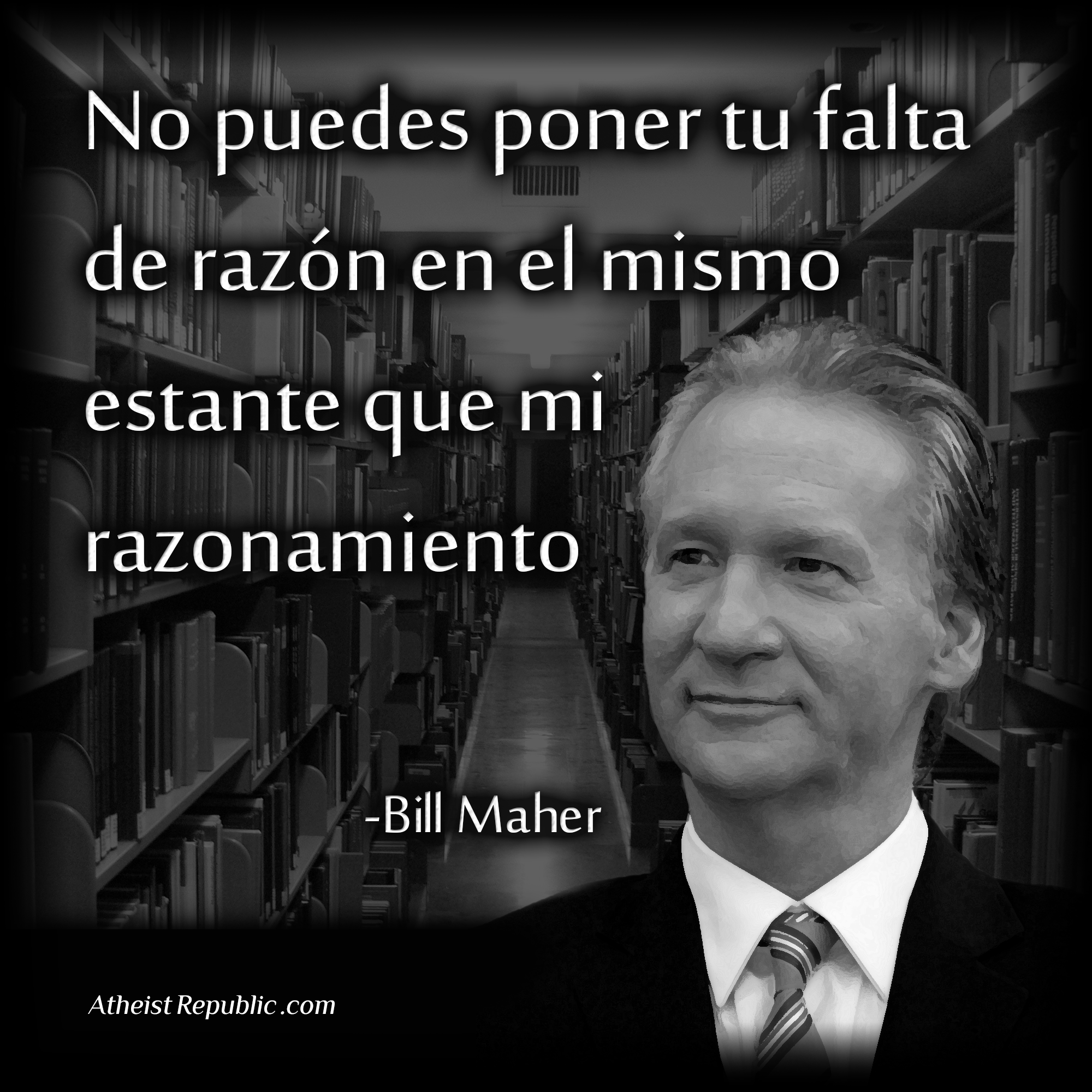 Reason - Bill Maher