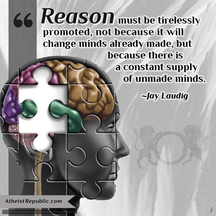 Reason - Jay Laudig