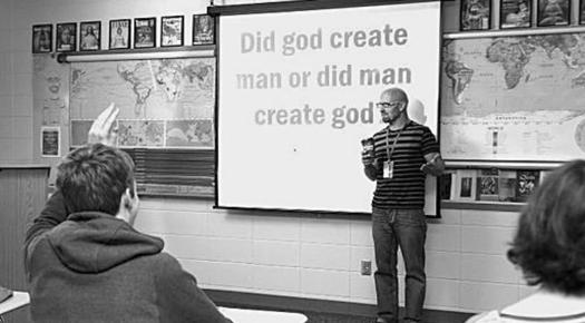 Religion Class
