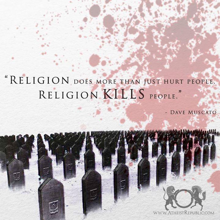 Religion Kills - Dave Muscato