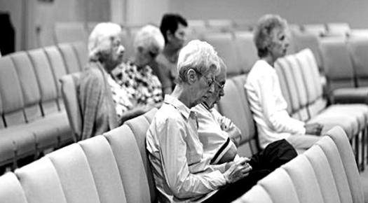 Religious Elderly