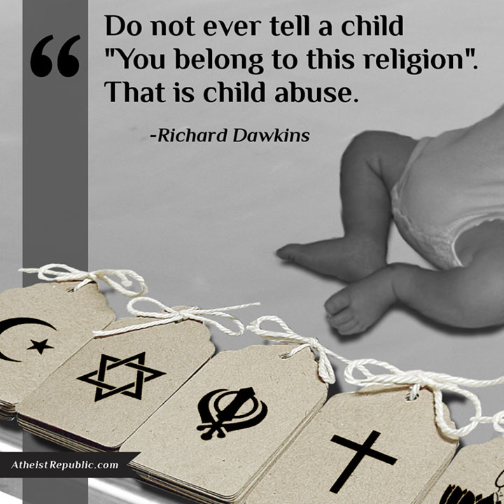 Religious Indocrination Child Abuse