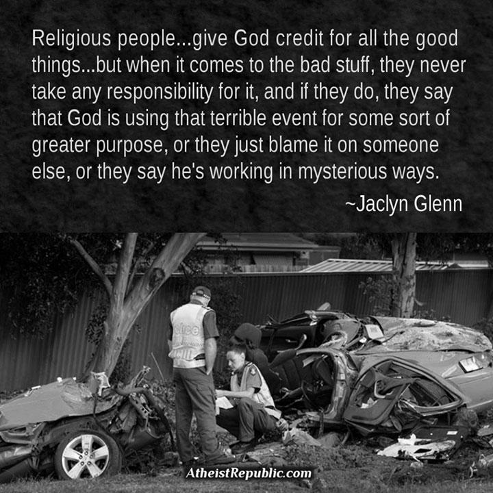 Religious People - Jaclyn Glenn