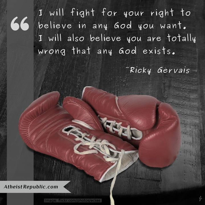 Right to Believe in God