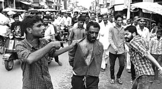 Riyaz - India Communal Violence